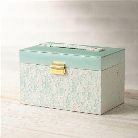 コスメボックス マリー S ブルー(ブルー) Francfranc(フランフラン)公式サイト|家具、インテリア雑貨、通販