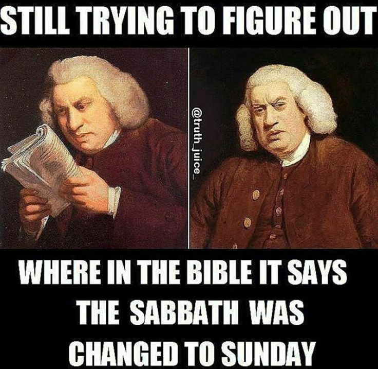 Is sunday the sabbath essay