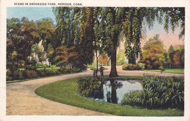 Brookside Park - Meriden, Connecticut
