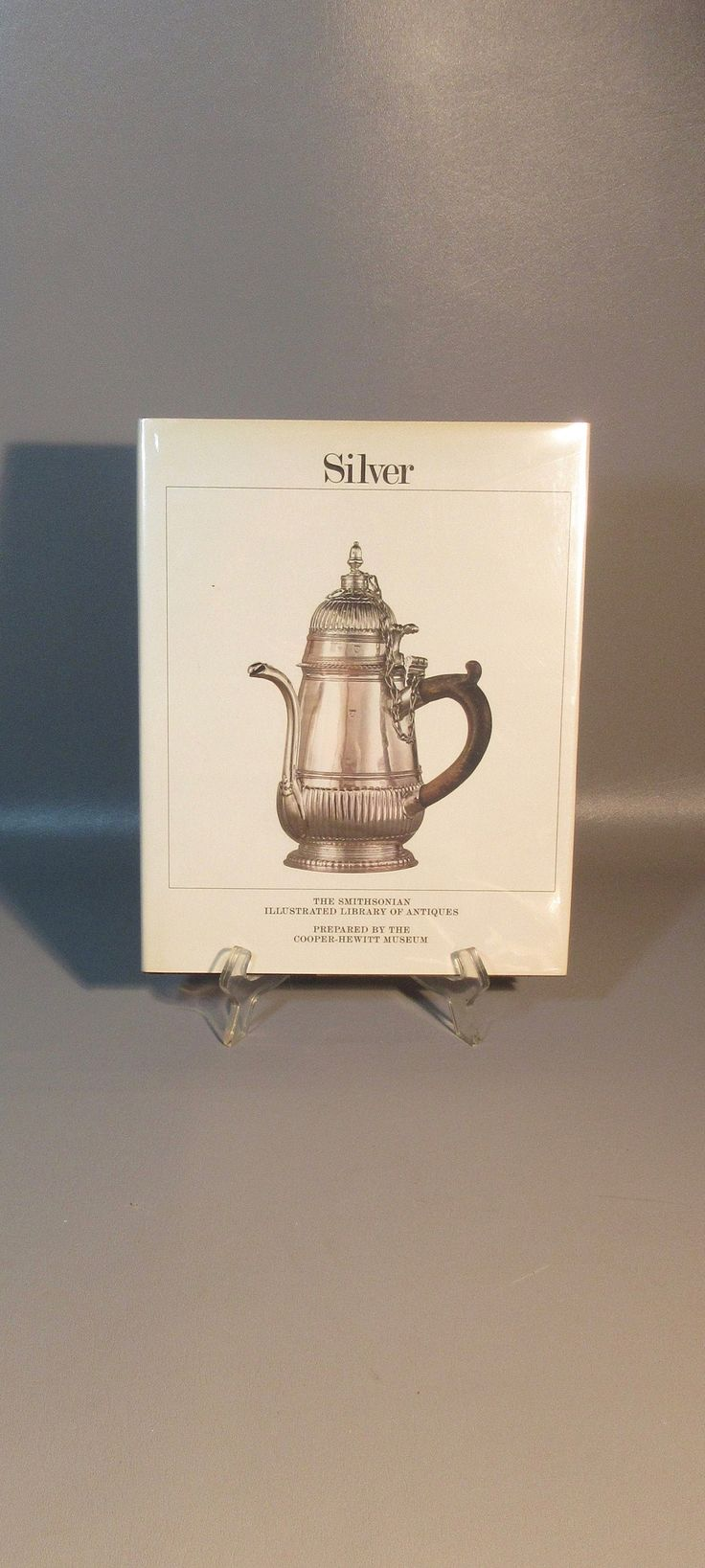 First edition book silver the smithsonian illustrated