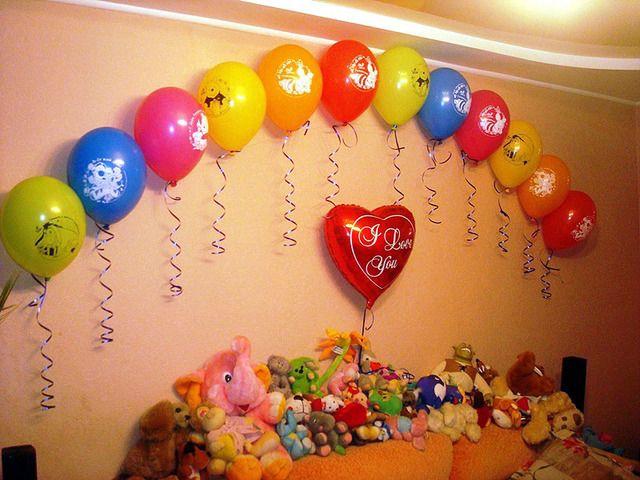 идеи для украшения дома на день рождение девочки 6 лет: 21 тыс изображений найдено в Яндекс.Картинках