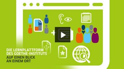 Die Lernplattform des Goethe-Instituts