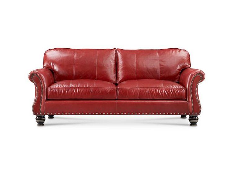 1930 Sofa : Leathercraft Furniture