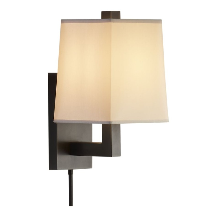 Wall Sconce With Switch Bronze : Duncan Antique Bronze wall Sconce.3-way switch, 100w or cfl. 7.5