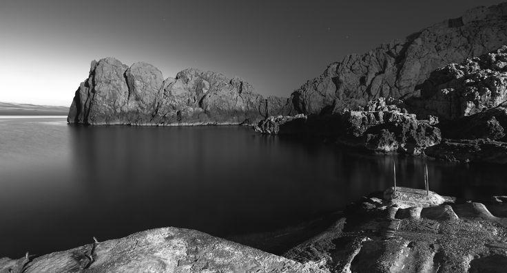Punta Carena Faro Capri, foto di Luigi Ruggiero Villa Brunella