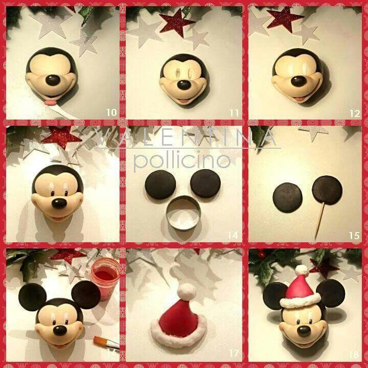 Mickey Mouse tutorial