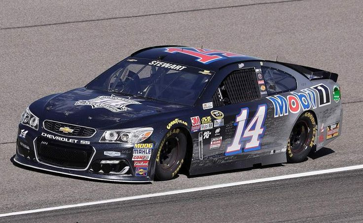 Jayski's® NASCAR Silly Season Site - 2016 NASCAR Sprint Cup Series #14 Paint Schemes