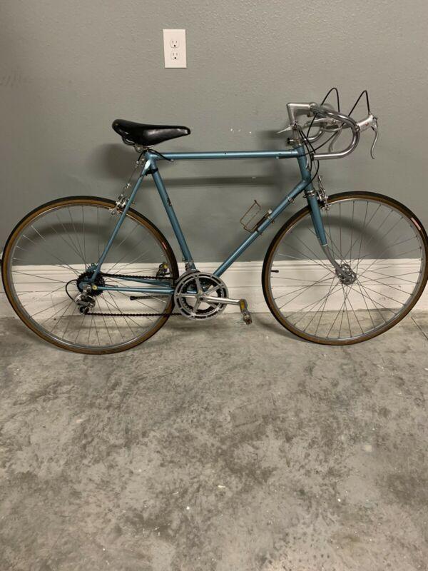 Concord Xl Road Bike Vintage 27 In 2020 Road Bike Vintage Vintage Bikes Bicycles For Sale
