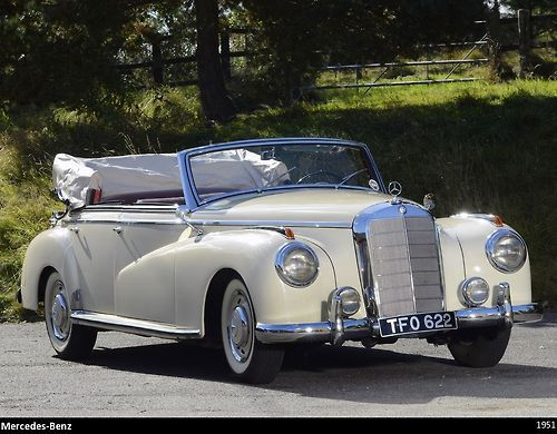 Carsontheroad mercedes benz 1946 1951selected by for 1946 mercedes benz