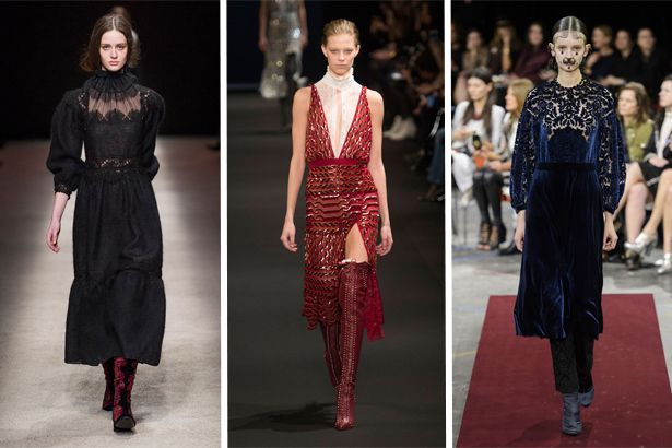5 Dress Trends Worth Trying This Fall - new Victorian