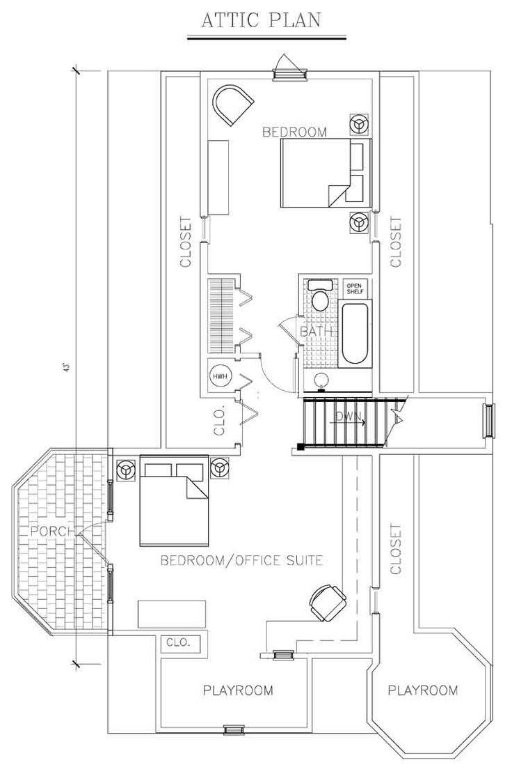 120 best images about house plans on pinterest 2nd floor for Queen anne house floor plans