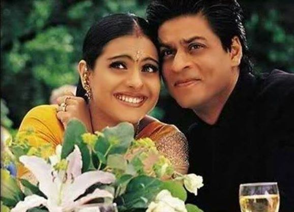 Kajol and SRK ♥