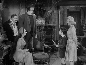 The Munsters Episode 70: A Visit from the Teacher