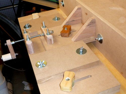 553 best diy routers jigs images on pinterest tools router table re do 1 the fence by huckd lumberjocks greentooth Gallery