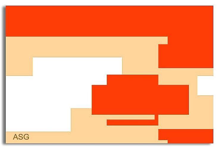 Work № 483 expressionist Sarkis Yerevanci - Дизайн - Интерьер