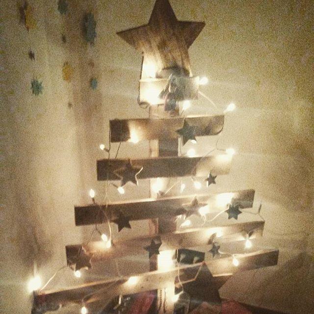 Ich wünsche euch allen ein wunderbares, gemütliches Weihnachtsfest ❤ #xmas2016 #froheWeihnachten #instafriends #ohTannenbaum #ichundmeinHolz #diy