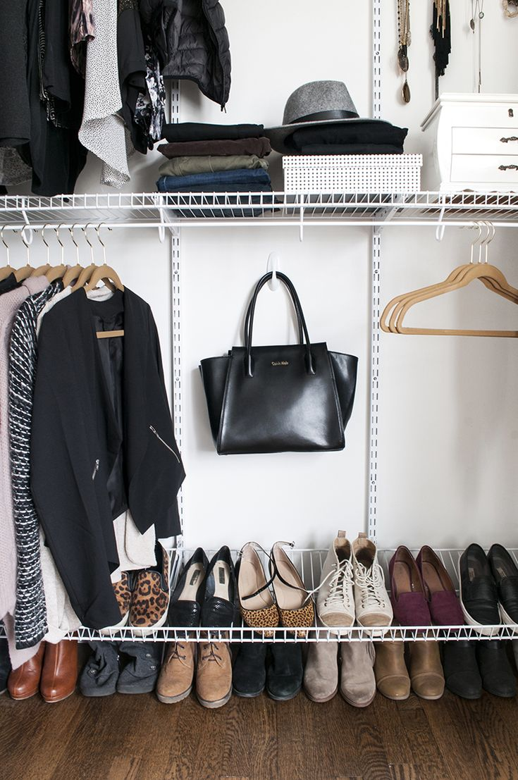 Maximizing Closet Space: 6 Tips  LystHouse is the simple way to buy or sell your home and SAVE MONEY. Visit  http://www.LystHouse.com to maximize your ROI on your home sale.