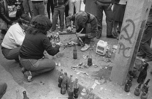 Puente Alto, Santiago de Chile, 1984.