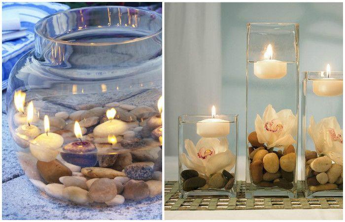Идеи декора из натуральных камней, доступные каждому