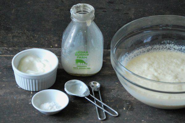 【発酵バター】がこんなに簡単にできちゃった♪高級バターの作り方と副産物「バターミルク」レシピ | ギャザリー