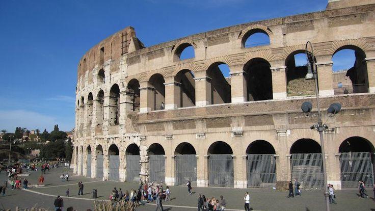 Het Colosseum, Piazza del Colosseo 1