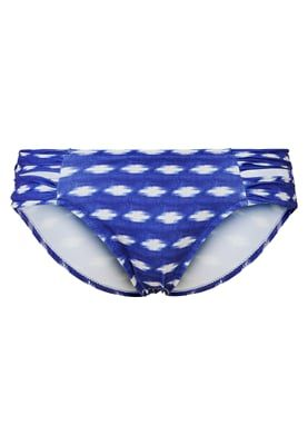 watercult Bikini-Hose - white/indigo - Zalando.de