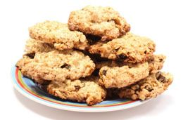 Being health conscious, you may want to prepare cookies without butter. In that case, you may find this article useful, with some tips for making butterless oatmeal cookies.