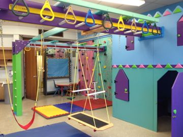 Fun Factory Sensory Gym Llc Custom Sensory Play Gyms