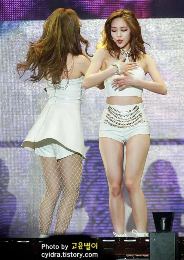 MissA 미스에이 02/12/2014 miss A Performs 'HUSH' at the '3rd Gaon Chart K-Pop Awards'