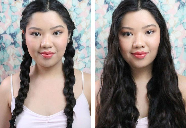 how to keep your hair wavy overnight