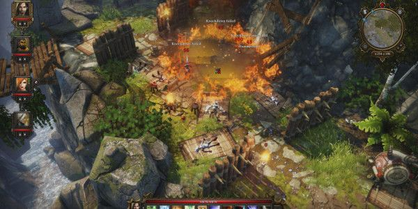 Best games for android : Divinity Original Sin  - http://apkappsgames.com/divinity-original-sin/