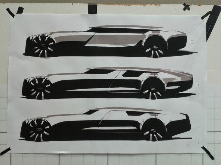 Best Car Sketches Images On Pinterest Automotive Design Car