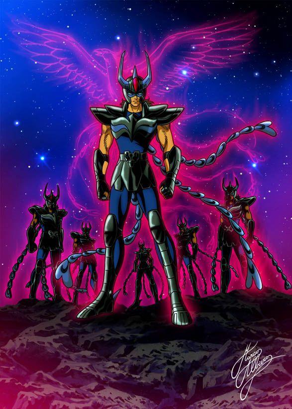 Saint Seiya - Black Phoenix
