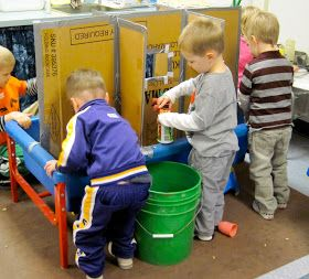 One day several years ago, I was watching children play in the sensory table. On this particular day, I couldn't help but notice how one ch...