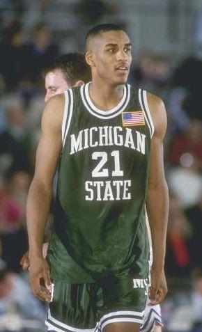 Steve Smith MSU Basketball