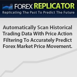 The forex replicator reviews stated that the system is very logical and serve us accurate result to help us predicting the Forex price movement. Making the right prediction on Forex price movement becomes a crucial thing because it will determine the amount of profit that can be obtained. For us who have tried so many robots or software to make a Forex prediction, then we might have felt sick and tired with the entire robots available.   http://signalforex.net/