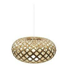 Kina Natural pendel Lampe fra David Trubridge