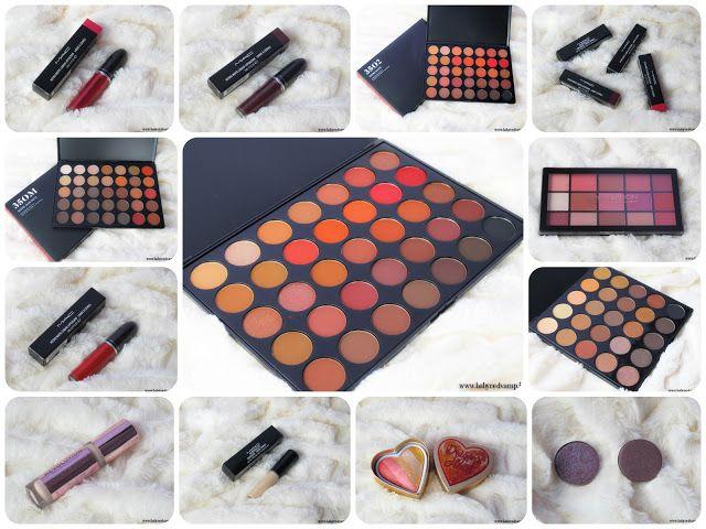 Babyredvamp Makeup: Haul Degli Ultimi Mesi (MAC, Morphe, Makeup Revolu...