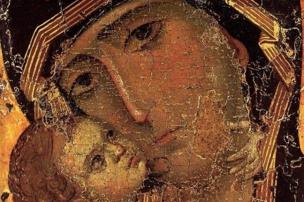 Церковь празднует день Владимирской иконы Божией Матери