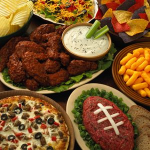 3 Tips on Healthy Super Bowl Snacking From Jillian Michaels