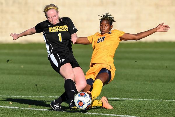 NCAA women's soccer -- West Virginia Mountaineers senior Kadeisha Buchanan named espnW soccer player of year