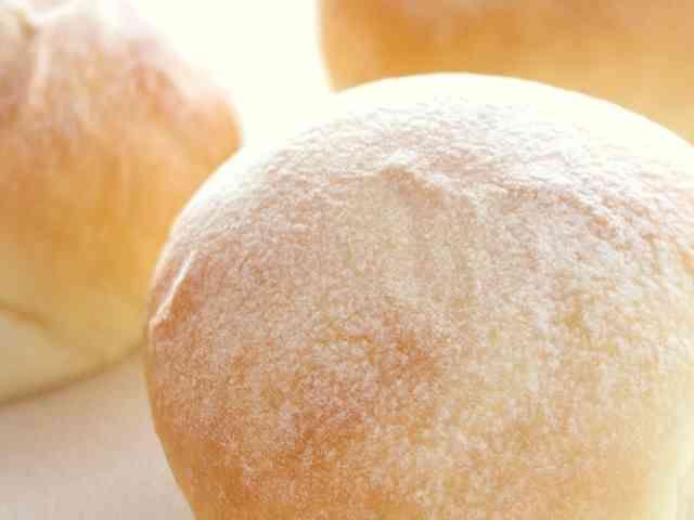 HB使用♡優しい甘さのふわふわミルクパンの画像