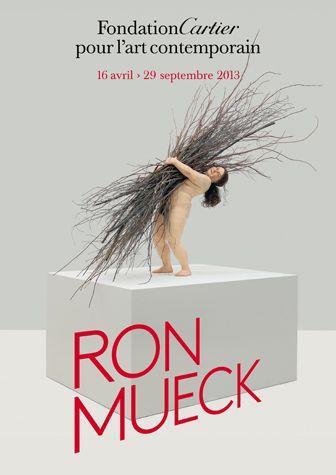 RON MUECK : Géants et lilliputiens à la Fondation Cartier @ Fondation Cartier Paris - du mardi 16 avril 2013 au dimanche 27 octobre 2013