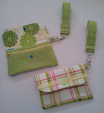 Sew a Samsung or Iphone wallet - tutorial