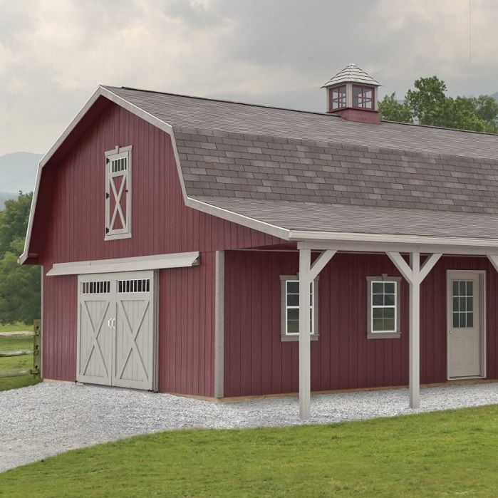 25 Best Ideas About Small Barns On Pinterest Horse