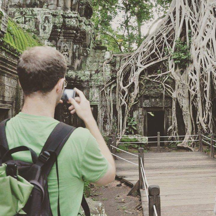 """""""Ogni cosa che puoi immaginare la natura l'ha già creata"""" Albert Einstein Venite a scoprire questa meraviglia con noi! Viaggio di gruppo dal 02 all'11 settembre 2017! Per info segui il link in bio #cambodianvibes #cambogiaviaggi #viaggiodigruppo #vacanze2017 #touroperator #particonnoi #cambogia #sudestasiatico #partire #viaggiare #viaggio #viaggiodigruppo #turismoresponsabile #turismosostenibile #travelgram #wanderlust http://ift.tt/2pYvLMA"""
