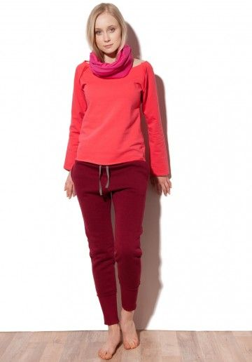 Spodnie dresowe - Alder są dostępne na: http://bozzolo.pl/kobieta/spodnie-dresowe-damskie.html