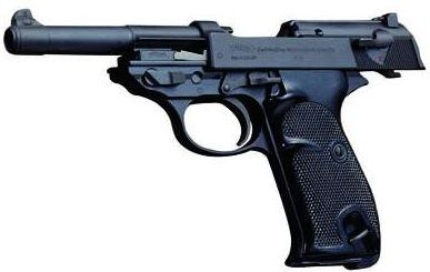 The 3rd pistol the walther p38 Loading that magazine is a pain! Get your Magazine speedloader today! http://www.amazon.com/shops/raeind