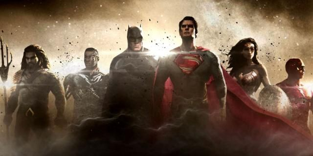 New Justice League Concept Art Arrives With Batman V Superman Ultimate Edition