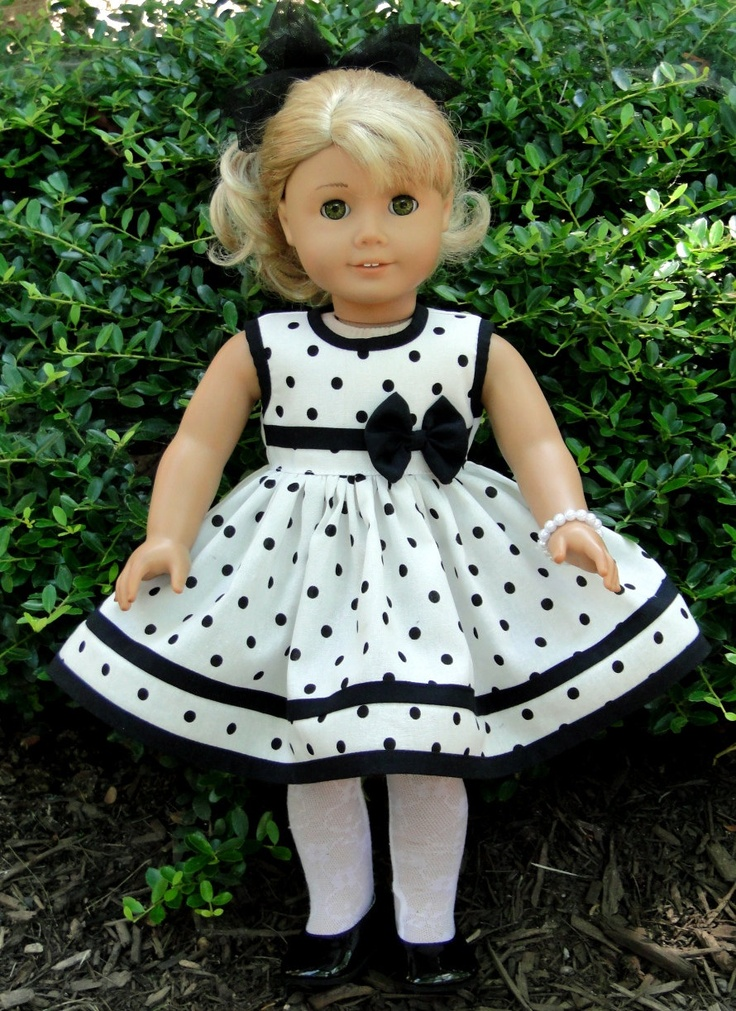 18 Inch Doll Clothing for American Girl Dolls by bestdollboutique